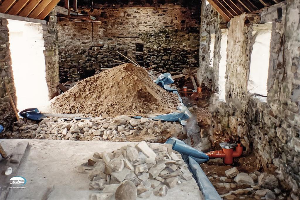 1992 ish Aberlour through to Dronach
