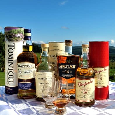 Local Whisky Distilleries All within 20 mins)