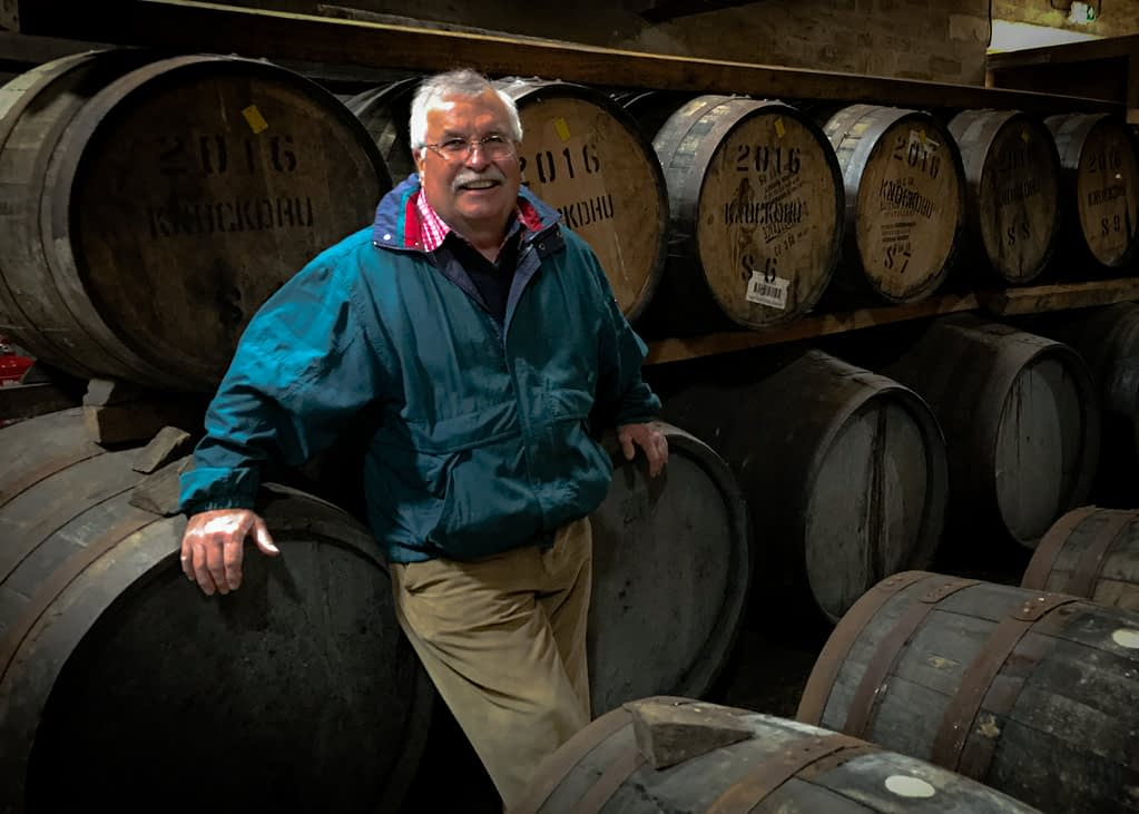 Steve Oliver | Local Whisky Expert
